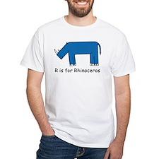 R is for Rhino Shirt