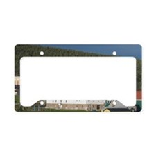 St. Anthony. Coastal view of  License Plate Holder