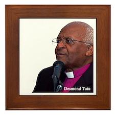 Desmond Tut if you are neutral 2 Framed Tile