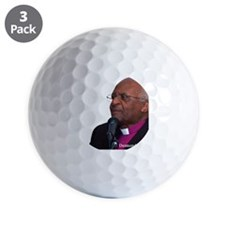 Desmond Tut if you are neutral 2 Golf Ball