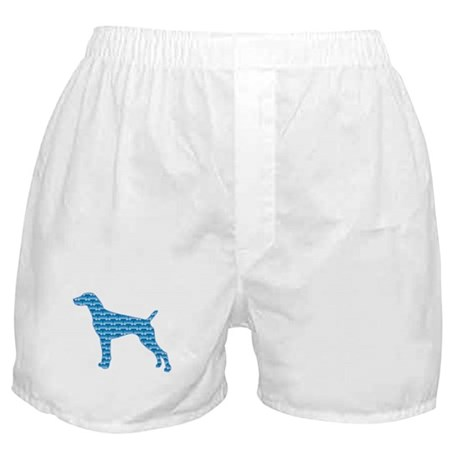 Bone Pointer Boxer Shorts