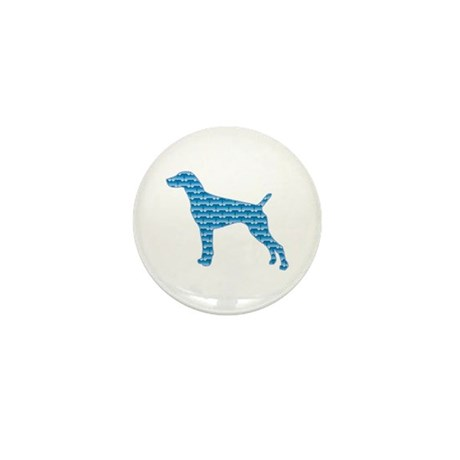 Bone Pointer Mini Button (100 pack)