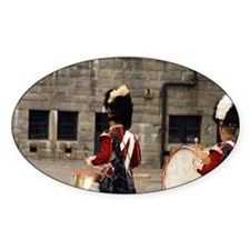 National Historic Site. Reenactment Decal