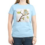 Lazy Owl Women's Light T-Shirt