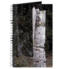 Canada, Totem pole. Journal