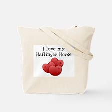 Haflinger Tote Bag
