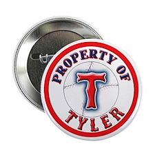 """TYLER 2.25"""" Button"""