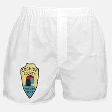 Cochise County Sheriff Boxer Shorts