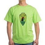Cochise County Sheriff Green T-Shirt