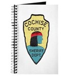 Cochise County Sheriff Journal