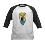 Cochise County Sheriff Kids Baseball Jersey