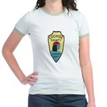 Cochise County Sheriff Jr. Ringer T-Shirt
