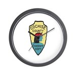 Cochise County Sheriff Wall Clock