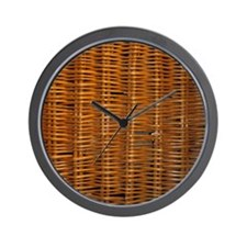 wickerflop Wall Clock