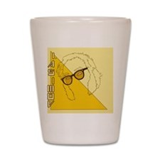 asimov Shot Glass