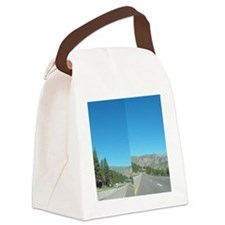 drivingflop Canvas Lunch Bag