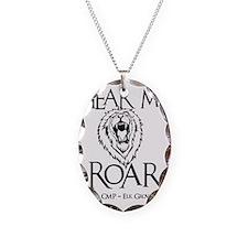 lion roar 1 Necklace