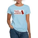 World's Greatest Condiment Women's Light T-Shirt