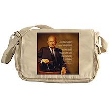 Eisenhower Every Gun round Messenger Bag