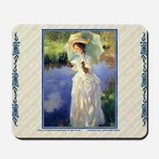 1 JAN SARGENT AMorningWalk Mousepad