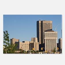 Canada, Manitoba, Winnipe Postcards (Package of 8)