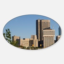 Canada, Manitoba, Winnipeg Decal