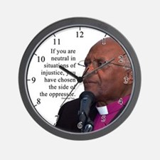 tutu  lg Wall Clock
