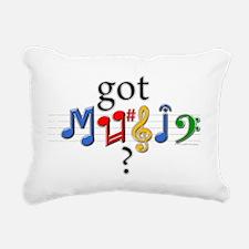 GM-Color-DarkBG-TB Rectangular Canvas Pillow