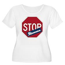 Stop Obamunis T-Shirt