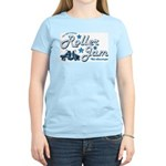 Roller Jam Women's Light T-Shirt