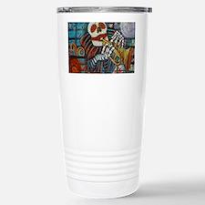 NEW dead PRINT Travel Mug