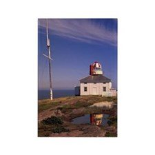 Cape Spear. Old Cape Spear Lighth Rectangle Magnet