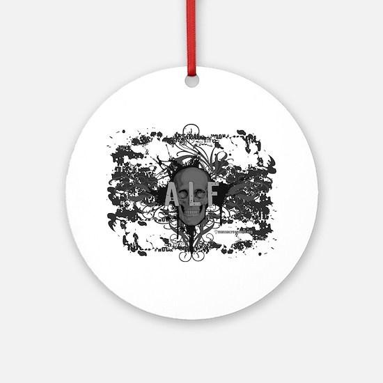 alf-08 Round Ornament