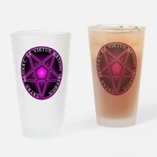 Lee-Pink Drinking Glass