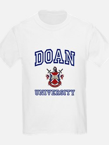 DOAN University Kids T-Shirt