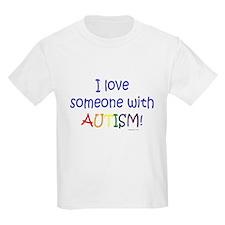 """Love Someone..."" Kids T-Shirt"