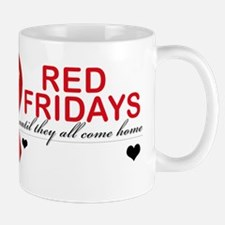 RED FRIDAY DESIGN 4 Mug