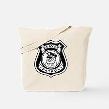 Beaver Patrol Tote Bag