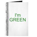 Im green Journal
