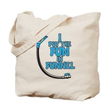 Funnel Tote Bag