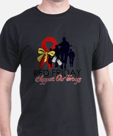 SupportRedFridays23 T-Shirt