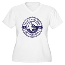 Punch A Dolphin T-Shirt