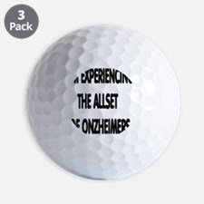 ONZHEIMERS Golf Ball