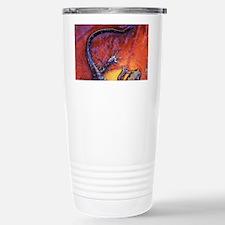 Quebec. Blue-spotted salamander Travel Mug