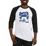 Zollner Coat of Arms Baseball Jersey