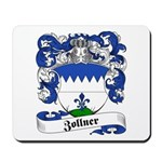 Zollner Coat of Arms Mousepad