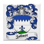 Zollner Coat of Arms Tile Coaster