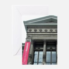 Redpath Museum. Montreal. McGill Uni Greeting Card