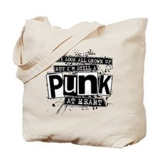 Punk At Heart Tote Bag
