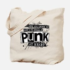 Punk At Heart Tote Bag